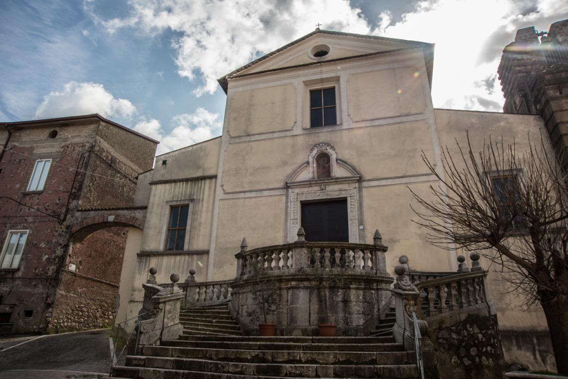 Chiesa Di San Martino Vescovo Cammini Storici