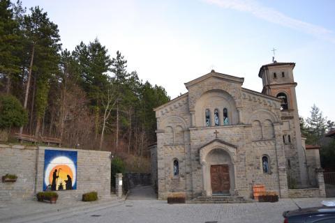 Via romea germanica di stade cammini storici - Tappa firenze bagno di romagna ...